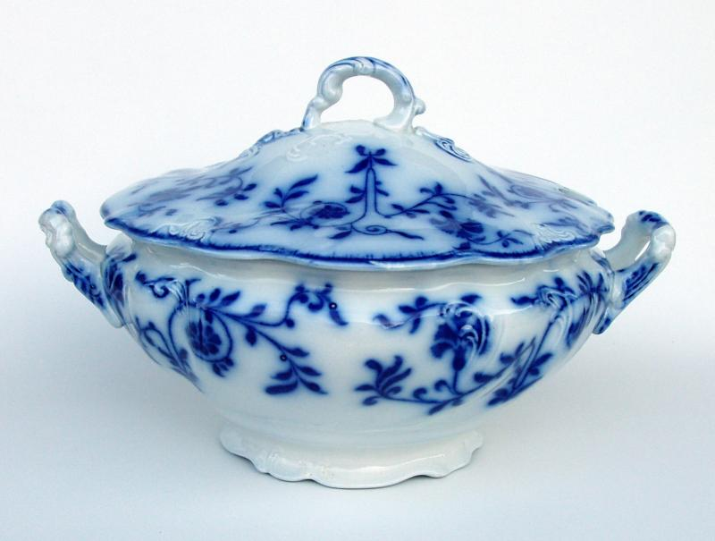 Marburg Tapeten N?rnberg : Antique China Blue and White